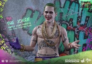 Фигурка Джокер версия в фиолетовом пальто Hot Toys ДС комикс фотография-02.jpg