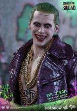 Фигурка Джокер версия в фиолетовом пальто Hot Toys ДС комикс фотография-07.jpg