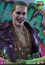 Фигурка Джокер версия в фиолетовом пальто Hot Toys ДС комикс фотография-08.jpg