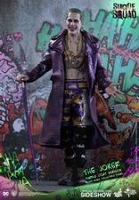 Фигурка Джокер версия в фиолетовом пальто Hot Toys ДС комикс фотография-09.jpg