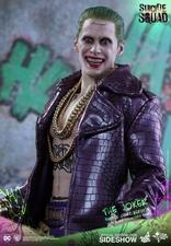 Фигурка Джокер версия в фиолетовом пальто Hot Toys ДС комикс фотография-11.jpg