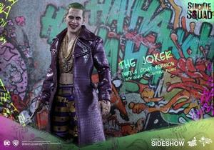 Фигурка Джокер версия в фиолетовом пальто Hot Toys ДС комикс фотография-01.jpg