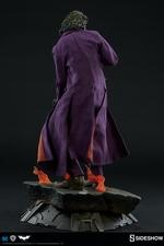 Коллекционная фигурка Джокер Темный рыцарь Sideshow Collectibles ДС комикс фотография-05.jpg
