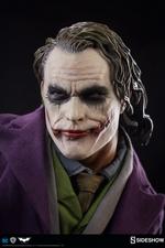 Коллекционная фигурка Джокер Темный рыцарь Sideshow Collectibles ДС комикс фотография-07.jpg