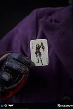 Коллекционная фигурка Джокер Темный рыцарь Sideshow Collectibles ДС комикс фотография-09.jpg