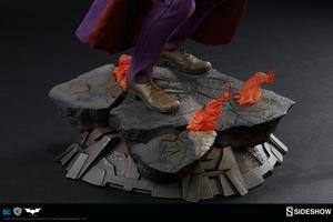 Коллекционная фигурка Джокер Темный рыцарь Sideshow Collectibles ДС комикс фотография-11.jpg