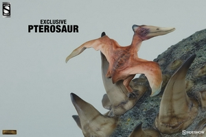 Статуэтка Гастония Sideshow Collectibles Dinosauria фотография-01.jpg