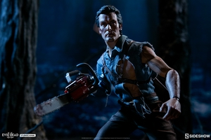 Фигурка Эш Уильямс Sideshow Collectibles Evil Dead II фотография-02.jpg