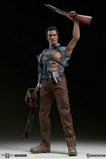 Фигурка Эш Уильямс Sideshow Collectibles Evil Dead II фотография-04.jpg
