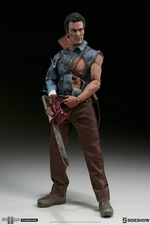 Фигурка Эш Уильямс Sideshow Collectibles Evil Dead II фотография-05.jpg