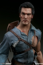Фигурка Эш Уильямс Sideshow Collectibles Evil Dead II фотография-08.jpg