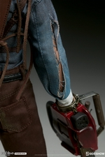 Фигурка Эш Уильямс Sideshow Collectibles Evil Dead II фотография-10.jpg