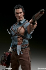 Фигурка Эш Уильямс Sideshow Collectibles Evil Dead II фотография-12.jpg