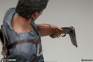 Фигурка Эш Уильямс Sideshow Collectibles Evil Dead II фотография-13.jpg