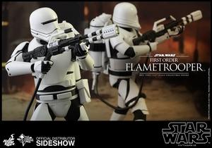 Фигурка Первый заказ Flametrooper Hot Toys Звездные войны фотография-10.jpg