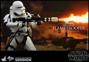 Фигурка Первый заказ Flametrooper Hot Toys Звездные войны фотография-11.jpg