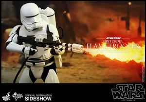 Фигурка Первый заказ Flametrooper Hot Toys Звездные войны фотография-12.jpg