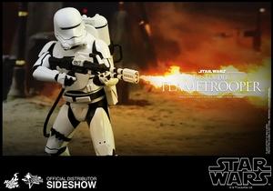 Фигурка Первый заказ Flametrooper Hot Toys Звездные войны фотография-13.jpg