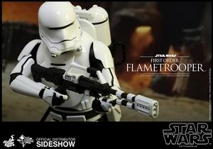 Фигурка Первый заказ Flametrooper Hot Toys Звездные войны фотография-14.jpg