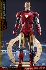 Фигурка Железный человек доспехи номер VI Hot Toys Марвел фотография-02.jpg