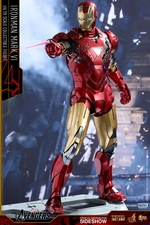 Фигурка Железный человек доспехи номер VI Hot Toys Марвел фотография-13.jpg