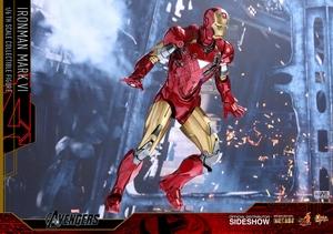 Фигурка Железный человек доспехи номер VI Hot Toys Марвел фотография-16.jpg