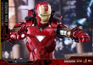 Фигурка Железный человек доспехи номер VI Hot Toys Марвел фотография-19.jpg