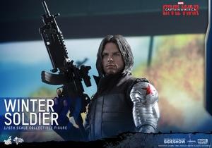 Фигурка Зимний солдат (звездные войны) Hot Toys Марвел фотография-03.jpg