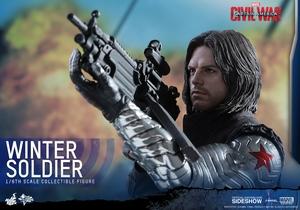 Фигурка Зимний солдат (звездные войны) Hot Toys Марвел фотография-04.jpg