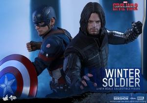 Фигурка Зимний солдат (звездные войны) Hot Toys Марвел фотография-08.jpg
