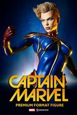 Коллекционная фигурка Капитан Марвел Sideshow Collectibles Марвел фотография-01.jpg
