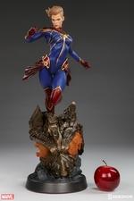 Коллекционная фигурка Капитан Марвел Sideshow Collectibles Марвел фотография-05.jpg