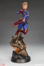 Коллекционная фигурка Капитан Марвел Sideshow Collectibles Марвел фотография-06.jpg
