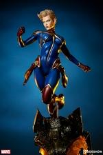Коллекционная фигурка Капитан Марвел Sideshow Collectibles Марвел фотография-19.jpg