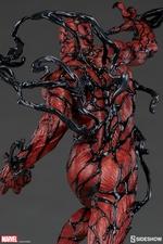 Коллекционная фигурка Carnage Sideshow Collectibles Марвел фотография-10.jpg