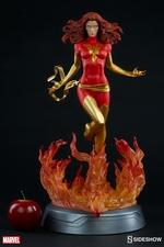Коллекционная фигурка Темный Феникс Sideshow Collectibles Марвел фотография-03.jpg