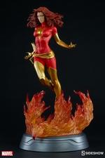 Коллекционная фигурка Темный Феникс Sideshow Collectibles Марвел фотография-04.jpg