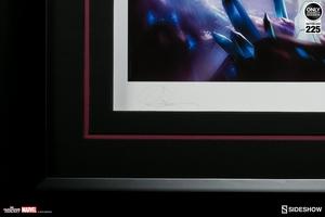Художественная компьютерная печать Гамора Анжела Sideshow Collectibles Марвел фотография-04.jpg