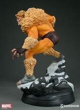 Коллекционная фигурка Саблезубый классический Sideshow Collectibles Марвел фотография-09.jpg