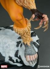 Коллекционная фигурка Саблезубый классический Sideshow Collectibles Марвел фотография-15.jpg