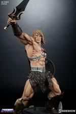 Статуэтка Он мужчина Sideshow Collectibles Masters of the Universe фотография-07.jpg