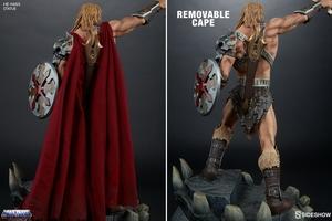 Статуэтка Он мужчина Sideshow Collectibles Masters of the Universe фотография-09.jpg