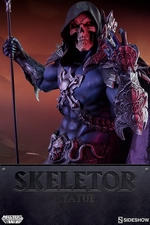 Статуэтка Скелетор Sideshow Collectibles Masters of the Universe фотография-01.jpg