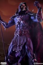 Статуэтка Скелетор Sideshow Collectibles Masters of the Universe фотография-14.jpg