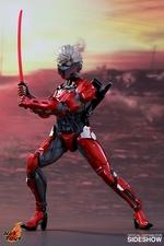 Фигурка Raiden (версия брони ада) Hot Toys Metal Gear фотография-01.jpg