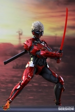 Фигурка Raiden (версия брони ада) Hot Toys Metal Gear фотография-03.jpg