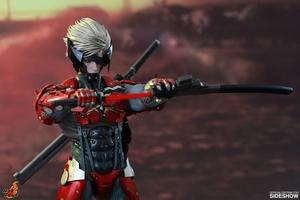 Фигурка Raiden (версия брони ада) Hot Toys Metal Gear фотография-06.jpg