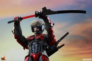 Фигурка Raiden (версия брони ада) Hot Toys Metal Gear фотография-07.jpg