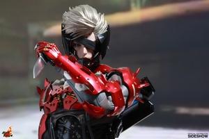 Фигурка Raiden (версия брони ада) Hot Toys Metal Gear фотография-09.jpg