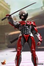 Фигурка Raiden (версия брони ада) Hot Toys Metal Gear фотография-10.jpg